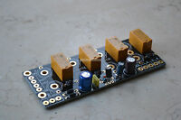 Audio Signal Switching Selector Relay Board Signal Amplifier Switching Board