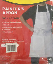 Painters Apron Carpenters Apron Decorators Craftsmen Craft Artist Potters Cotton