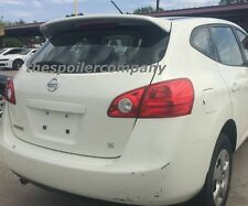 PRE-PAINTED REAR HATCH SPOILER FOR 2014-2015 NISSAN ROGUE SELECT-  ANY COLOR