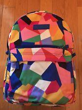 NWT Vera Bradley Lighten Up Just Right Backpack Pop Art Back to School
