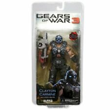 Gears of War NECA 3 Series 1 Action Figure Clayton Carmine Lancer NEW
