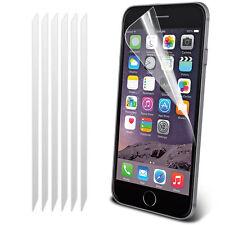 Apple iPhone 8-Full Cover Cara Curvado anti-arañazos LCD Protector de pantalla X 5