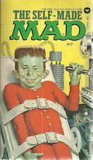 The Self-Made Mad Albert B. Feldstein Humor 1977 Vintage Paperback Near Fine