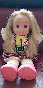 Magic Nursery Stoffpuppe Puppe Vintage von 1989