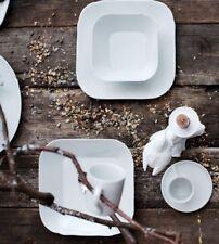 KAHLA Serie CUMULUS Tafelservice 12 tlg. Speiseteller Suppenteller eckig