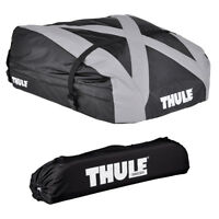 Thule Ranger 90 universal foldable Roof Box 280 Litres 50kg New^