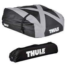 Thule Ranger 90 universal foldable Roof Box 280 Litres 50kg New^