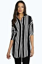 Women's Tall Striped Tops & Shirts