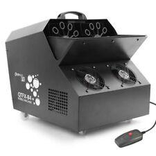 QTX QTFX-B4 Professional Bubble Machine High Volume Twin Output + Remote Control
