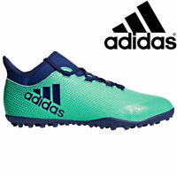 Adidas X Tango 17.3 Turf Shoes Men Adult Copper Blue Boot Cleats CP9137 Soccer 9