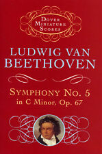 Beethoven Symphony No. 5 In C Minor Op.67 Sheet Music Book