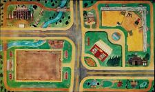 American Made Country Town Play Mat Horseplay Rug fits Breyer Horse Truck Toys