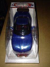 TRANSFORMERS ALTERNATORS Blue Tracks Corvette Z06 New Sealed