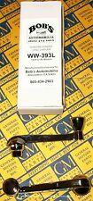 BUICK  (2) DOOR WINDOW WINDER HANDLES 1939 thru 1953 + Our Parts Catalog