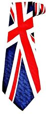 MEN`S UNION FLAG JACK TIE (SUPERB QUALITY)
