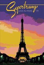 NEW Supertramp: Live In Paris (1979) (DVD)