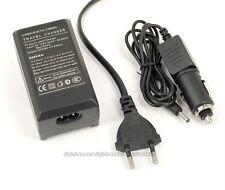 EU Plug BATTERY CAR CHARGER F SONY NP-BN1 DSC-TX7C/TX10/W390/W570/W530/T99C/WX9