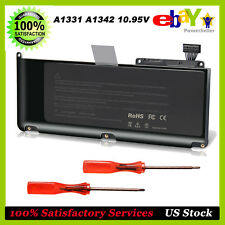 """Lot laptop Battery For A1331 Apple MacBook Unibody 13"""" A1342 Late 2009/Mid 2010"""