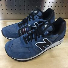 NEW BALANCE M1300CHR Mens Shoes 1300 Classic Blue Black Made in USA Size 9.5 US