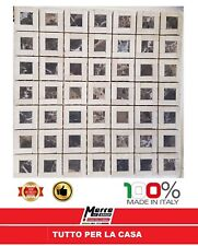 MOSAICO PACTHWORK GRECA PIASTRELLA 30X30 MATTONELLA PASTA VETRO CERAMICA MARMO