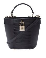 Dolce And Gabbana Black Bag Size Small With Long Strap RRP$3800