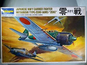 "Hasegawa Japanese Navy Carrier Fighter Mitsubishi Type-Zero (A6M5) ""Zeke""   1:32"
