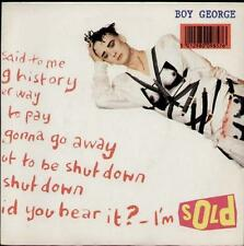 "BOY GEORGE Sold  7"" Ps"