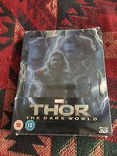 Thor the dark world steelbook, U.K. Import
