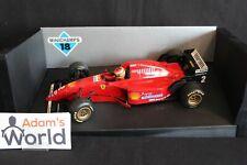 Minichamps Ferrari 412 T3 1996 1:18 #2 Eddie Irvine (GBR) (PJBB)