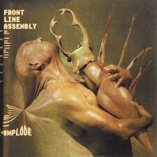 FRONTLINE ASSEMBLY Implode CD Digipack 1999 (Metropolis Records)