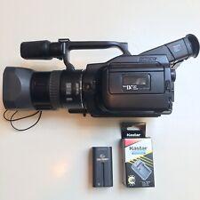 Sony DCR-VX1000 minidv Camcorder  Black vx1000