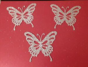 3d Butterflies multi purpose 😍 table decor- arts&crafts- card toppers -wall art