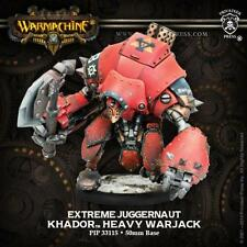 Khador Extreme Juggernaut Heavy Warjack [Toy] by Privateer Press PIP 33115