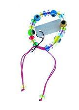 evil eye adjustable bracelet good luck,good luck bracelet, evil eye   ( H )