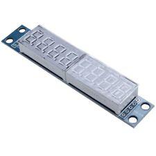 MAX7219 8-Digital Segment Digital LED Display Tube module For Arduino 51/AV J1C2
