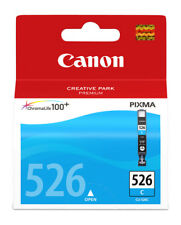 Canon Cli526 Cyan Printer Ink Cartridge CLI526C