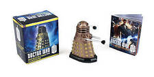Doctor Who: Dalek Collectible Figurine and Illustrated Book: The Doctor and the Daleks by Running Press, Richard Dinnick (Paperback, 2013)