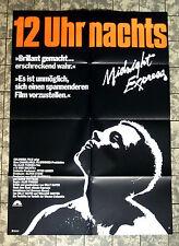 12 UHR NACHTS / Midnight Express - A1-FILMPOSTER -Ger 1-Sheet ´79 DAVIS / PARKER