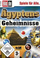 Ägyptens Geheimnisse für Pc Neu/Ovp