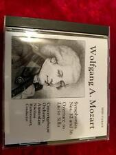 Wolfgang A. Mozart symphonies NOS. 32 and 36 Overture to lucio silla CD