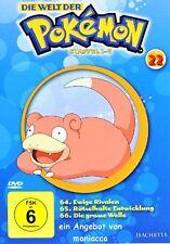 DIE WELT DER POKEMON 22 | 2. Staffel / 64-66 |  DVD #ZZ | Pokémon