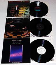 JERRY GOODMAN It's Alive + Ariel + Future Of Aviation LP Record Jazz Fusion