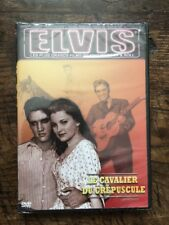 COLLECTION ELVIS PRESLEY...  DVD Le Cavalier Du Crépuscule
