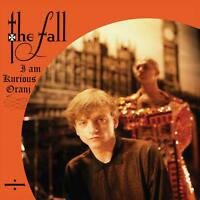 THE FALL - I AM KURIOUS ORANJ ORANGE VINYL  VINYL LP NEW+