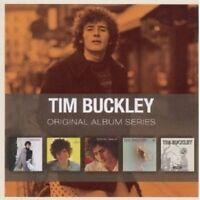 TIM BUCKLEY - ORIGINAL ALBUM SERIES 5 CD POP NEW