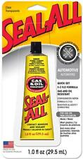 Seal-All ® Fuel & Oil Resistant Adhesive Quick Setting for Home or Auto Seal ALL