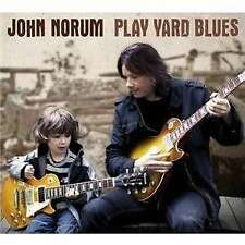 Play Yard Blues - John Norum CD MASCOT (IT)