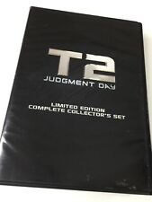 Terminator 2 Judgement Day T2 Blu-ray DVD 6 Disc Limited Edition