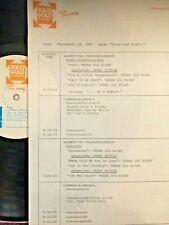 RADIO SHOW: 9/14/87 THREE DOG NIGHT 4 INTERVIEWS w/DANNY HUTTON & 14 HIT TUNES