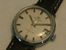 *movado hs360 Kingmatic S Automatic Mens watch, Stainless, runs strong, NO RES!*
